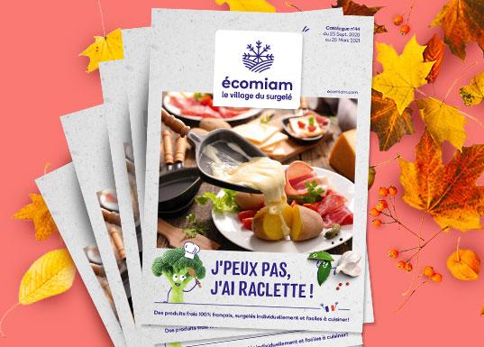 Catalogue écomiam saisonnier