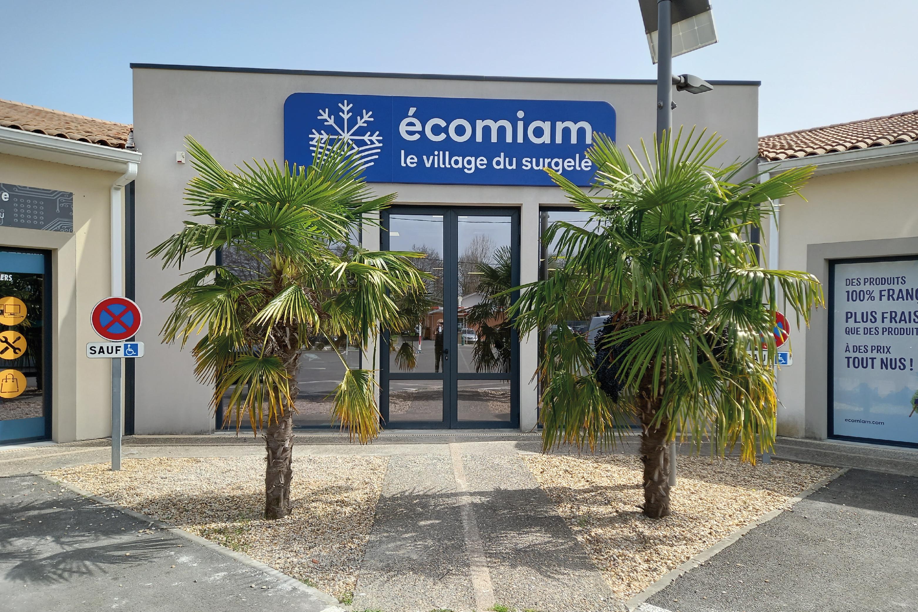 écomiam Cavignac | magasin de produits surgelés