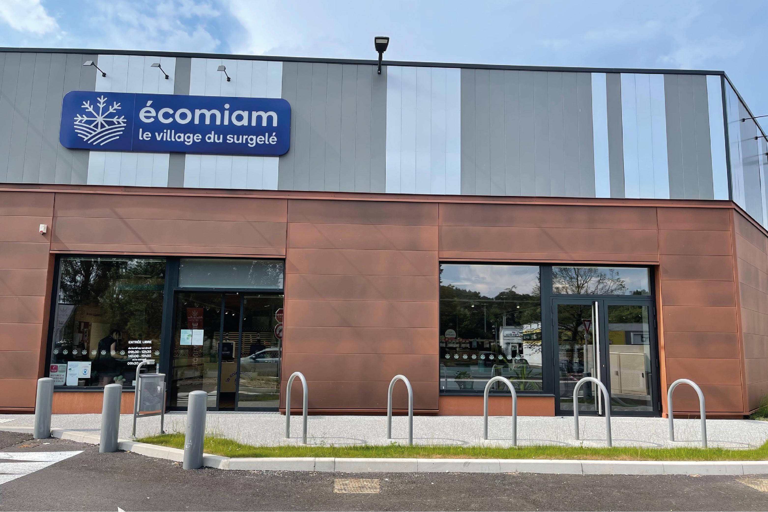 écomiam Civrieux d'Azergues | magasin de produits surgelés