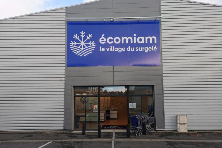 écomiam Avranches | magasin de produits surgelés
